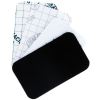 Tenacious Tape Fabric Repair Patches Outdoor Hiking - Black and Clear