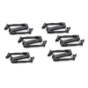 6 Pack Gear Aid High Quality Quick Attach Tri Glide Gear Hook