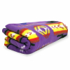 ASR Outdoor Adventure Wilderness Purple Fleece Blanket Southwest Arrows 50x60 In
