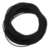ASR Outdoor Technora Composite Survival Rope 1200lb Breaking Strength 25ft Black
