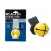 Anti Bear and Wildlife Bell with Magnetic Silencer with Strap Yellow Survivor Series