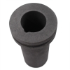 Universal Tool Graphite Crucible for Gold Melting and Silver 5""