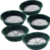 5pc Gold Rush Classifier Sifting Sieve Complete Set