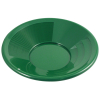 ASR Outdoor Green 14 Inch Gold Mining Pan for Gold Prospecting 2 Riffle Types