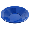 ASR Outdoor Blue 14 Inch Gold Mining Pan for Gold Prospecting 2 Riffle Types