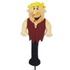 Licensed Barney Rubble Golf Club Head Cover 460cc