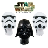 Star Wars Collectors Hybrid Putter Golf Head Cover Set - Darth Vader & Stormtroopers