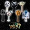 7pc Complete Star Wars Space Collectors 460cc Golf Head Cover Set
