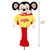Mighty Mouse Golf Club Head Cover - 460cc - With Scale