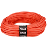 550lbs Strength Survival Paracord Rope Orange 100ft