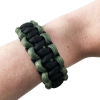 ASR Outdoor - Paracord Bracelet - OD Green and Black