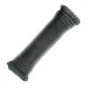 ASR Outdoor Survival Multi-Purpose Paracord Rope Black - 100 ft