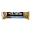 ASR Outdoor 100 feet inch 7 Strand Paracord Bundle - Solid Khaki