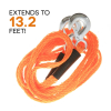 Emergency Nylon Tow Rope, 13.2ft Long