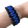 ASR Outdoor - Paracord Bracelet - Blue and Black