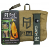 Gear Aid Tactical PT Pod Microfiber Fitness Towel Camping and Hiking - Coyote