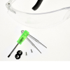 12pc Compact Eyeglass Repair Kit Case For Fixing All Kinds Of Glasses in Use