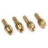 Universal Tool Brass Collet Set for Rotary Tools Assorted Sizes 4 Piece Set