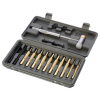 Universal Tool Gunsmithing Maintenance Kit Nylon Brass Steel Dual Head Hammer