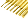 Universal Tool Quality 8Pc Brass Pin Punch Set Hobby Craft Woodworking