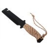 12 Inch Hunting Knife with Gut Hook
