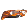 ASR Outdoor Folding Pocket Knife ABS Handle 3.5 Inch Blade - Forest Sunset