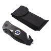 "7"" EMT Folding Pocket Rescue Knife Seat Belt Cutter Window Punch with Carrying Sheath"