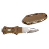 Gear Aid Tactical Heavy Duty Stainless Steel Utility Knife Hunting Fishing Blade