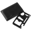 11 Function Black Credit Card Survival Tool Functions 5 Pack
