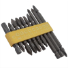 Heavy Duty 10pc Vanadium Screwdriver Extension Bit Set