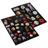 Disney Star Wars Portable Roller Desk Activity Set Stickers