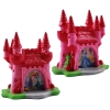 2pk Disney Princess 3D Candle Holder with Candle Set for Princess Themed Parties