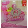 Disney Princess Snack Caddy Pink Carriage Retail Packaging
