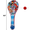 Nickelodeon Puppy Paw Patrol Paddle Ball Party Favor or Stocking Stuffer Scale Image