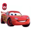 Cars Wall Character with Remote