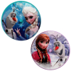 Disney Frozen Queen Elsa, Princess Anna, Olaf Girls Themed Birthday Party Favor or Stocking Stuffer Classic Spinning Top Toy