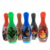 Marvel Avengers Kids Bowling Play Set Indoor and Outdoor Sports Toy