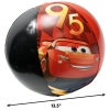 Disney Pixar Cars 3 Kids Beach Toys Inflatable 13.5 Inch Beach Ball Scale