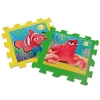Hank the Cranky Octupus and Marlin Colorful Activity Play Mat