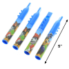 4 Pack Paw Patrol Flutes PAWsome Musical Fun!