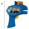 Size of Despicable Me Gru Minions Disc Shooter Launcher