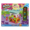 101pc Shopkins Kinstructions Flower Stand Pretend Play Toy Set Retail Packaging