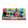 Disney Mickey Mouse Clubhouse Gear Go N Chainsaw Kids Pretend Play Tool Set