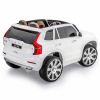 Volvo XC90 12V Licensed Battery Powered Kids Ride On Car White Rear view