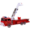 Extended Fire Engine Truck with Ladder