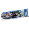 Paw Patrol Tin Zipper Pencil Case Kids Colorful School Supplies Organizer