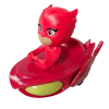 PJ Masks Kids Mega Mat Race Car Play Set - Owlette