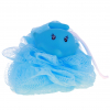 KidPlay Products - Rubber Animal Bath Scrubber - Blue Dolphin