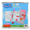 Nickelodeon Peppa Pig Secret Diary Set with Lock and Key for Girls 7 Piece