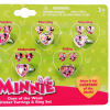 Disney Minnie Mouse Girls Rings and Earrings Set Days of the Week